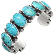 Vintage Morenci Turquoise Bracelet 39654