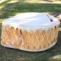 Ceremonial Native American Drum 39264