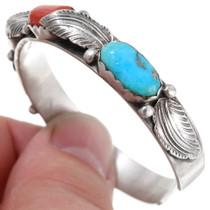 Zuni Sterling Silver Cuff Bracelet 39665