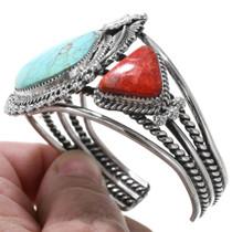 Number 8 Turquoise Navajo Bracelet 39687