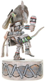 Hand Carved Native American Kachina 39690