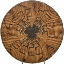 Antique Apache Basket 39715