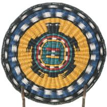 Vintage Third Mesa Hopi Turtle Basket 39719