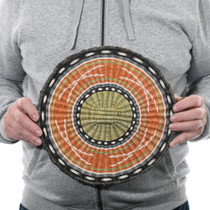 Native American Made Basket Cultural Art 39720