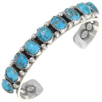 Navajo Turquoise Bracelet 39812