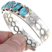 Sonoran Turquoise Cuff Bracelet 39812