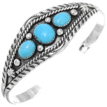 Sleeping Beauty Turquoise Ladies Bracelet 26943