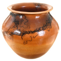 Arizona Horsehair Redware Pottery 39863