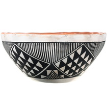 Handmade Native American Pottery Bowl 39900