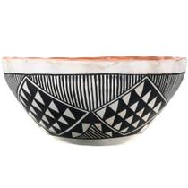 Handmade Native American Pottery Bowl 39900