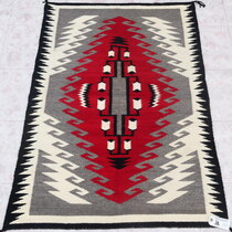 Navajo Vintage Klagetoh Wool Rug 39910