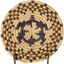 Vintage Hopi Turtle Basket 39917