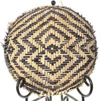 Authentic Native American Sifter Basket Pueblo Cultural Art 39918