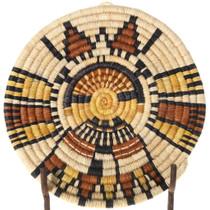 Vintage Hopi Kachina Basket 39921