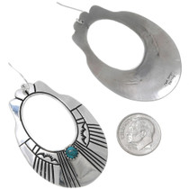 Navajo Dangle Earrings 39951