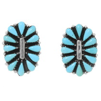 Southwest Turquoise Earrings 39972