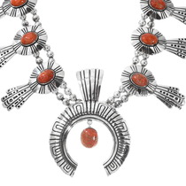 Squash Blossom Necklace 29610