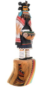 Hand Carved Native American Kachina Doll 40019