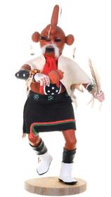 Vintage Hopi Mudhead Kachina Doll 40020