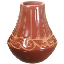 Vintage Santa Clara Redware Pottery 40022