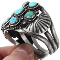 Vintage 1950s Native American Bracelet 40029