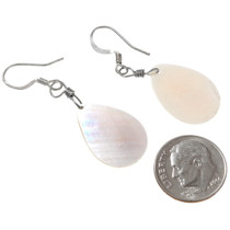 Shell Teardrop Earrings 40032