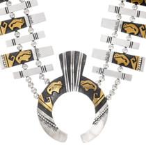 Original Tommy Singer Gold Overlay Necklace 40048