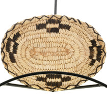 Vintage Papago Basket Tray 31708