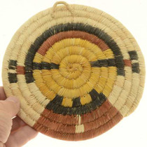 Hopi Coiled Tray 27206-
