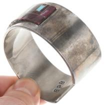 Sterling Silver Spiny Oyster Shell Bracelet 40074