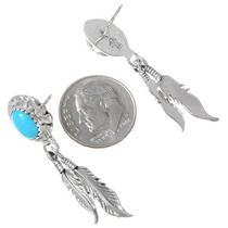 Arizona Turquoise Earrings 40240