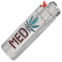 Medicinal Marijuana Lighter Case  42058