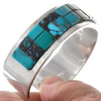 Arizona Turquoise Navajo Bracelet 40264