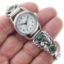 Native American Ladies Silver Watch 40273