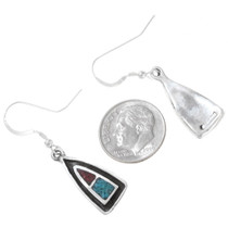 Native American Turquoise Dangle Earrings 40287