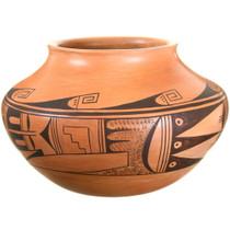 Vintage Hopi Pottery Bowl 40303