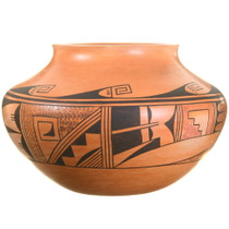 Hand Coiled Hopi Pottery 40303