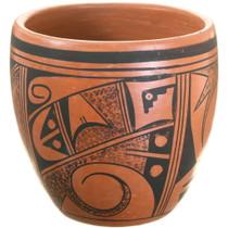 Hopi Redware Pottery Vase 40304