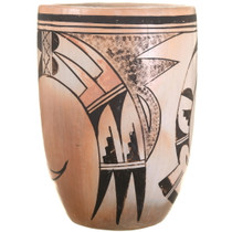 Antique 1940s Hopi Pottery Cultural Art 40306