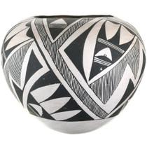 Vintage 1940s Anasazi Line Patterns Acoma Pottery 40307