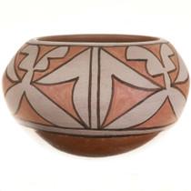 Sandia Pueblo Polychrome Pottery 40311