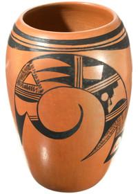 Vintage Hopi Pottery Vase 40314