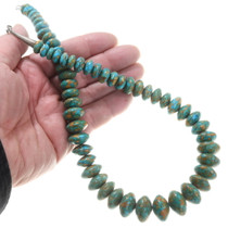 Green Turquoise Necklace 40344