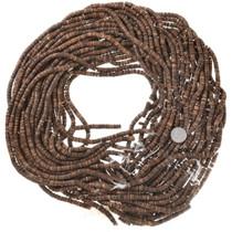 Large Coconut Shell Heishi Beads 34798