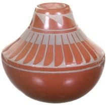 Vintage San Ildefonso Redware Pottery 40393