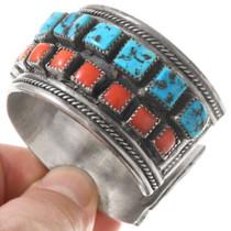 Native American Sleeping Beauty Turquoise Bracelet 40410