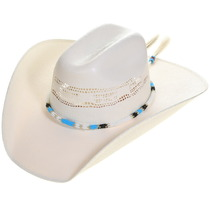 Navajo Beaded Cowgirl Hatband 40441