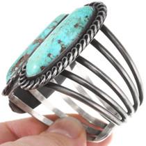Vintage Carico Lake Turquoise Bracelet 40450