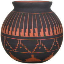Southwest Native American Olla Pottery 40454