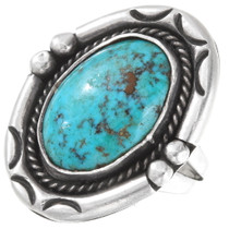 Native American Turquoise Ring 40473